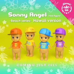 Sonny Angel Hawaii Beach (1 pcs)
