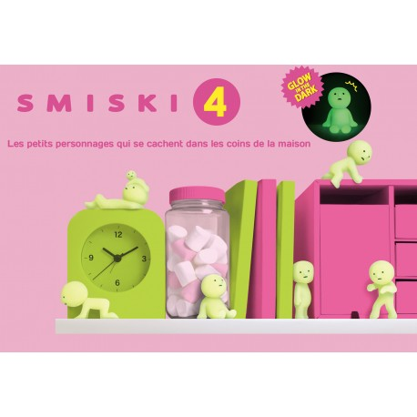 Smiski Série 4 (1 pcs)