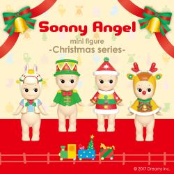 Sonny Angel CHRISTMAS 2017 vendu à l'unité