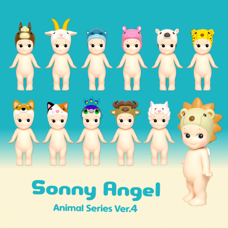 Sonny Angel Animal serie 4 version 2018 (1 pcs)