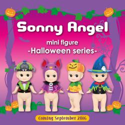 Sonny Angel Halloween 2016 (vendu à l'unité)