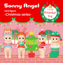 Sonny Angel Noël 2016 (boite de 12 pcs)