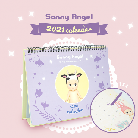 CALENDRIER SONNY ANGEL 2021